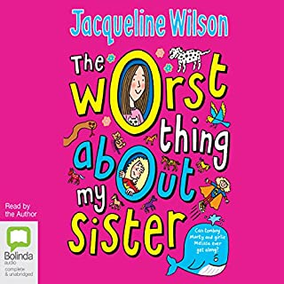 The Worst Thing About My Sister cover art