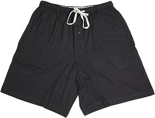 Hanes Mens Jersey Knit Pajama Sleep Short with Side Panel