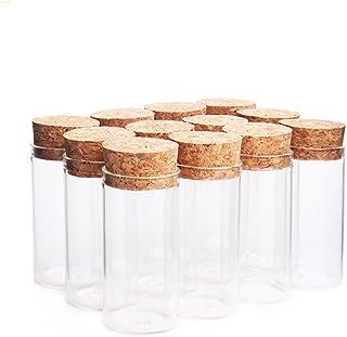 Amazon.es: frascos de vidrio tapon corcho - 4 estrellas y más