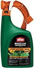 Ortho WeedClear Lawn Weed Killer Ready to Spray - Weed Killer for Lawns, Crabgrass Killer, Also Kills Chickweed, Dandelion...