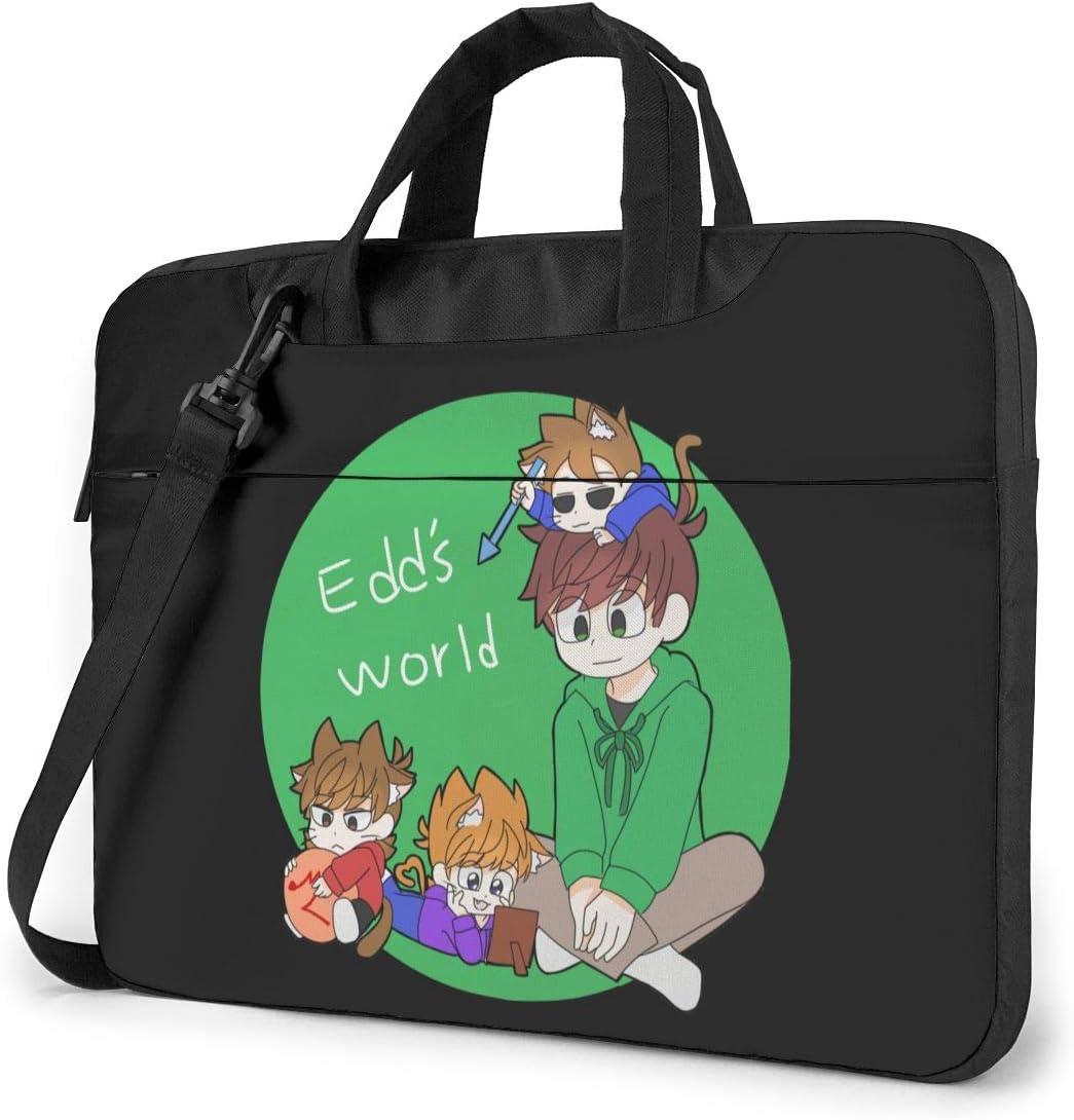 Dfmdfng EddsWorld 13-14-15.6 inch Notebook Laptop Shoulder Messenger Briefcase Case 13 inch
