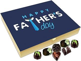Chocholik Fathers Day Gift Box - Happy Father's Day Chocolate Box - 20pc