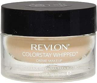 Revlon Colorstay Whipped Creme Make Up, Warm Golden (23.7ml)