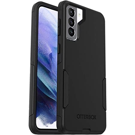OtterBox COMMUTER SERIES Case for Galaxy S21+ 5G - BLACK