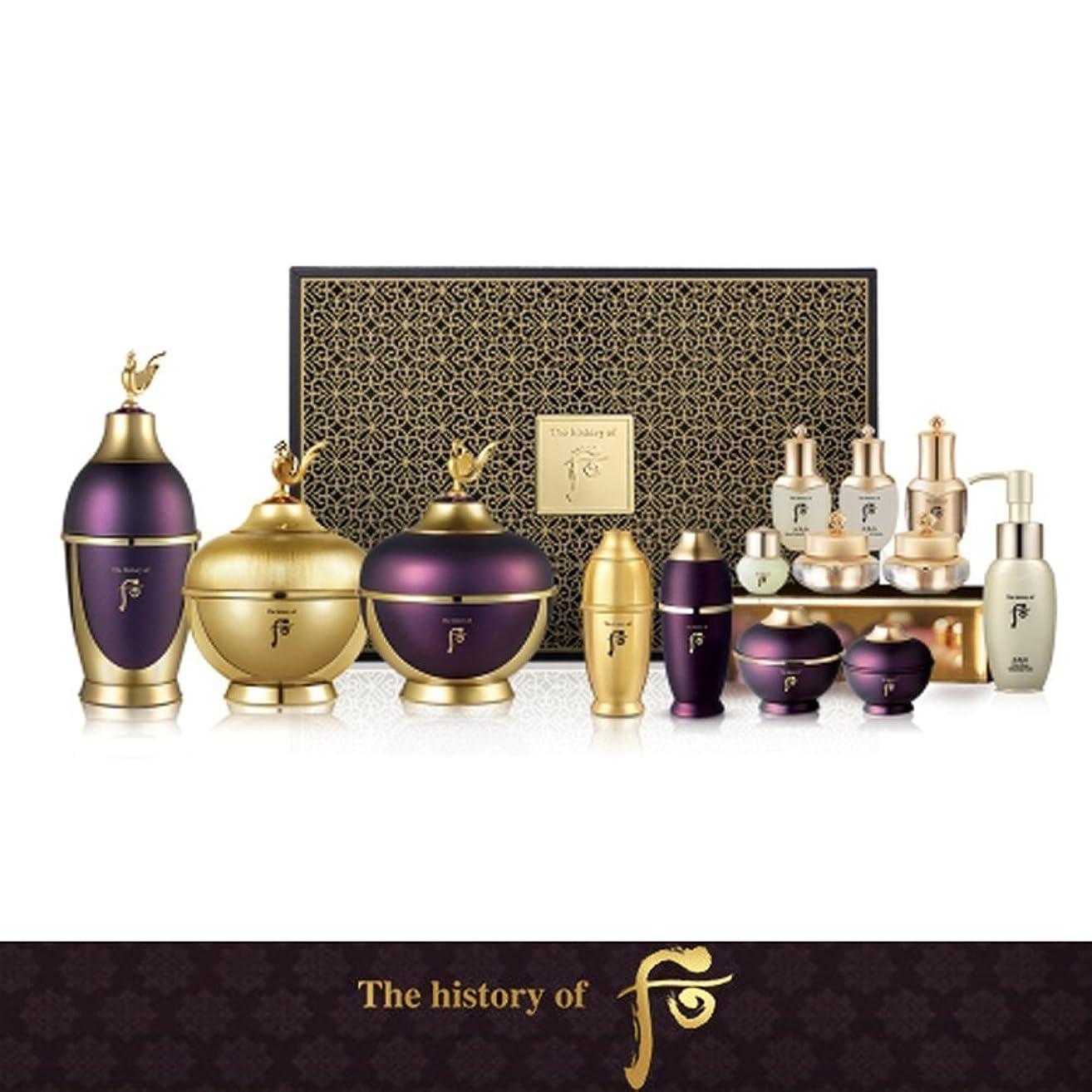 デコラティブ肖像画住居【フー/The history of whoo] Whoo后 Hwanyu Full Special Set/后(フー)后還幼(ファンユ)フルセット+[Sample Gift](海外直送品)