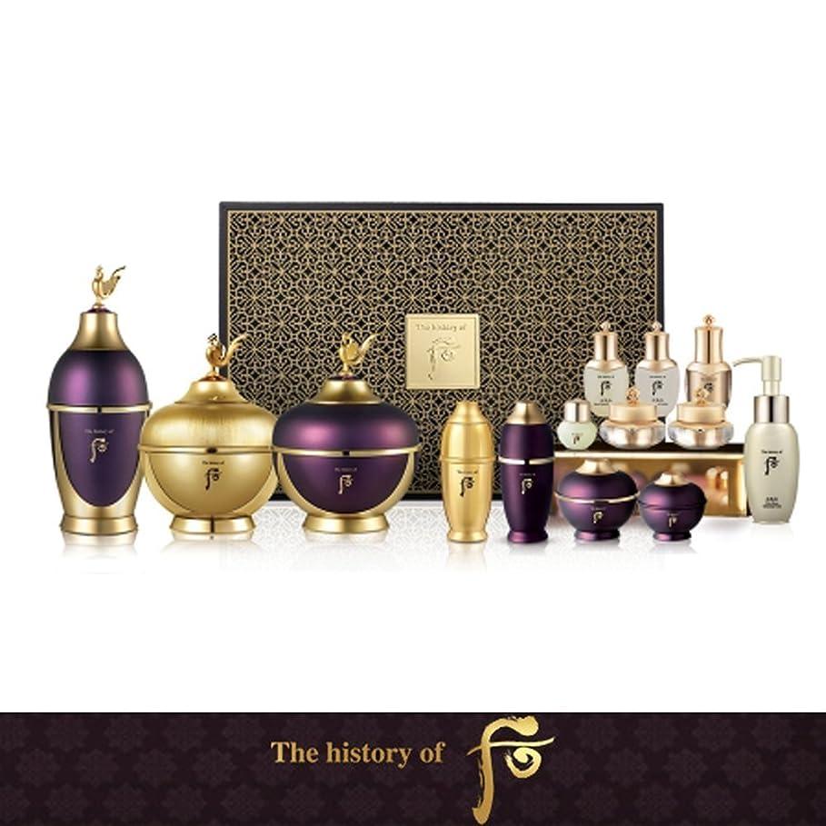アクチュエータ革命的北方【フー/The history of whoo] Whoo后 Hwanyu Full Special Set/后(フー)后還幼(ファンユ)フルセット+[Sample Gift](海外直送品)