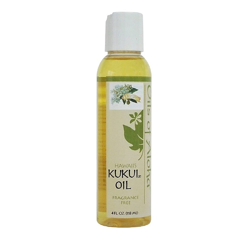 クレア小屋肥満Kukui Skin Oil Fragrance Free(無香料)