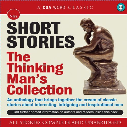 Short Stories: The Thinking Man's Collection audiobook cover art
