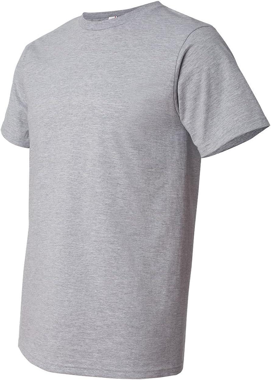 Anvil overseas Lightweight T-Shirt Max 70% OFF 980