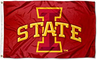 Iowa State Cyclones ISU University Large College Flag