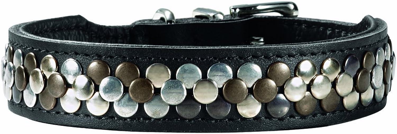 Hunter HT60448 Arizona Leather Collar, One Size
