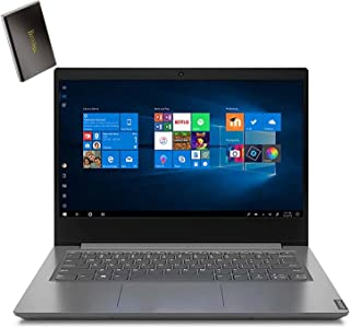 Lenovo V14 14インチ FHD ビジネスノートパソコンコンピュータ AMD Athlon Gold 3150U 最大3.3GHz (i3-8130U) 8GB DDR4 RAM 256GB PCIe SSD AC WiFi BT 5....