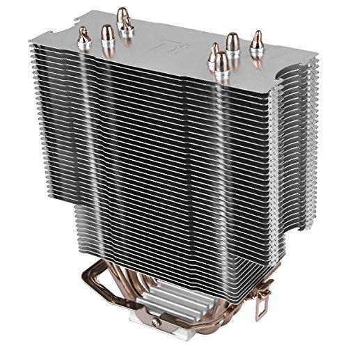 ThermaltakeContacSilent12サイドフロー型CPUクーラー「AMDAM4対応」FN1072CL-P039-AL12BL-A