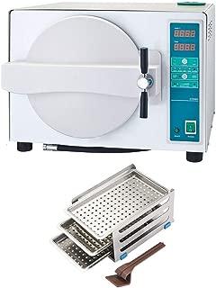 APHRODITE Micro Surgical Vacuum Steam Sterilizer Autoclave 18L Capacity