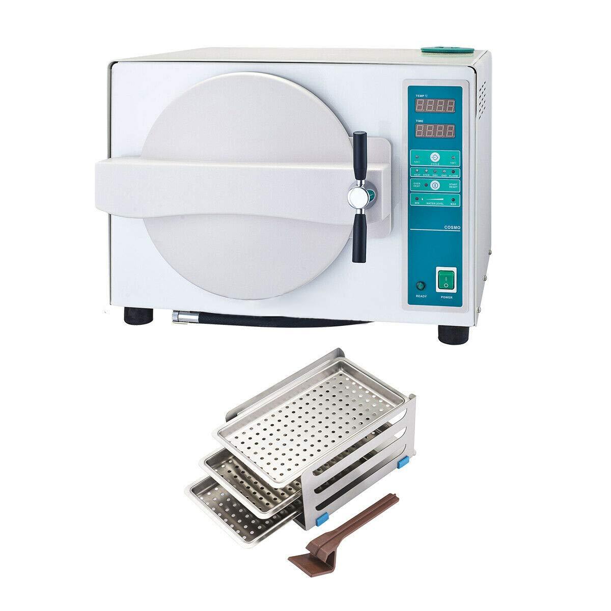 APHRODITE Micro Surgical Complete Free Shipping Be super welcome Vacuum Steam Sterilizer 18L Autoclave C