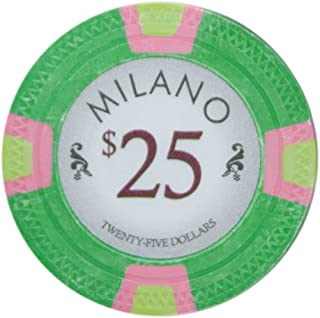 Best milano casino chips Reviews