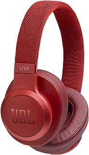 JBL Audífonos On Ear Tune 500BT Bluetooth - Rojo