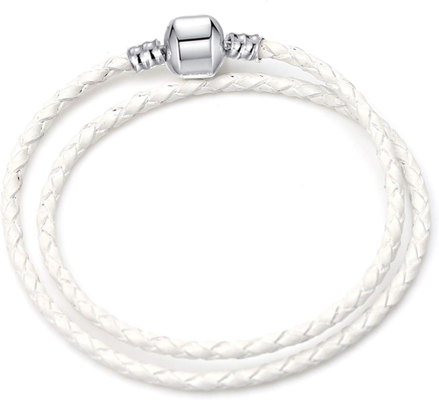 WANGJINQIAO Charm Bracelet Cheap Cute Mouse Snake Special Campaign Bra Basic fine Chain
