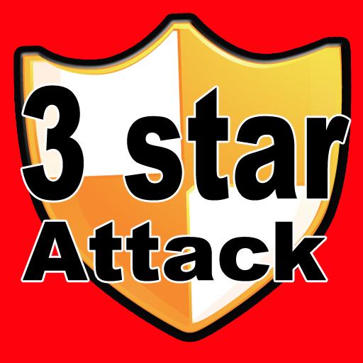 Three Stars attack for C-O-C