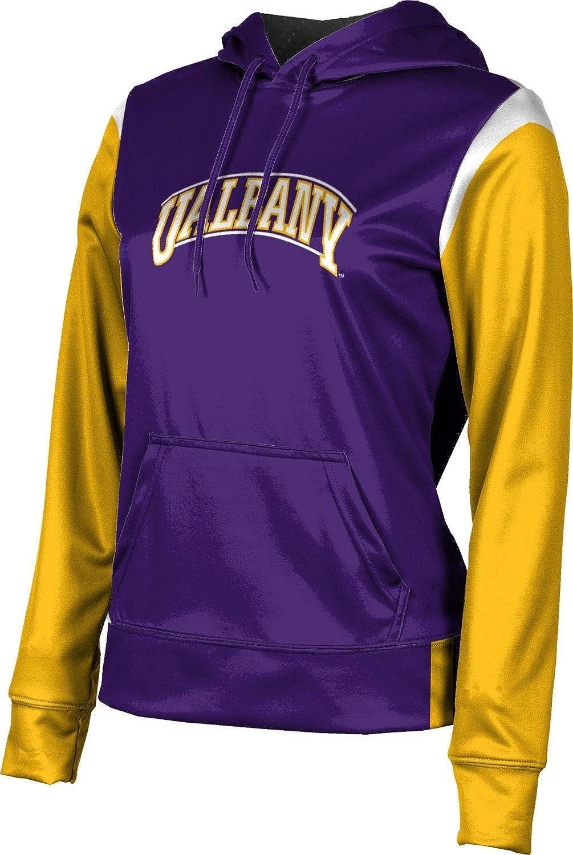 ProSphere University at Albany Girls' Pullover Hoodie, School Spirit Sweatshirt (Tailgate)