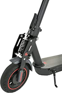 Monorim V3 Front Scooter Suspension Upgrade | Compatible w/ Segway Ninebot MAX | Scooter Parts for Safer, Smoother, More Comfortable Ride