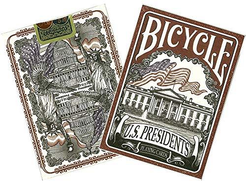 Bicycle Fahrrad 2.624.625,2cm US Präsidenten Spiel