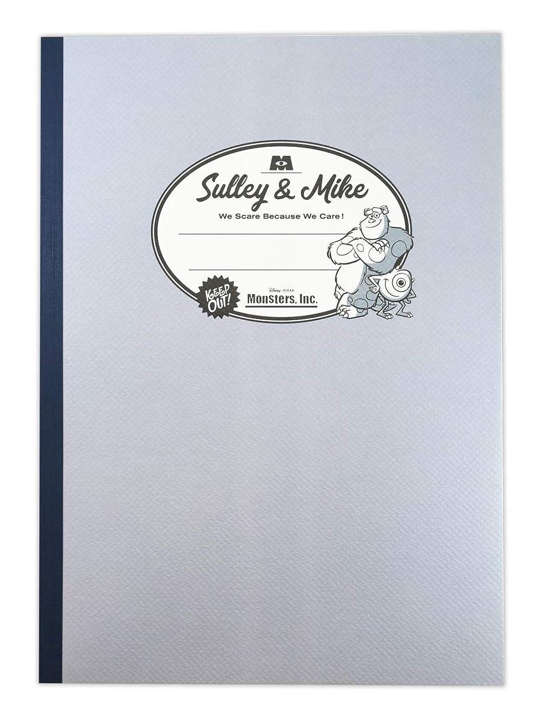 コンプリート面白いパークデルフィーノ ディズニー B5ノート サリー&マイク DZ-80190