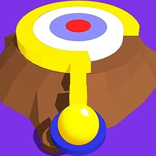 Twist Fill 3D! Paint Color Circle for Amazon Kindle!