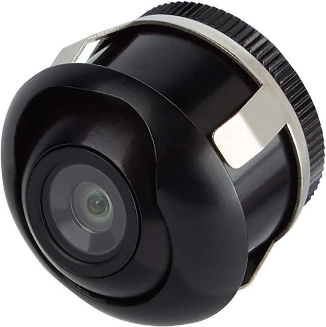 CICMOD Cámara de Visión Trasera Universal 360 Grados Girar CCD HD Cámara de Marcha Atrás Cámara de Reserva de Coche