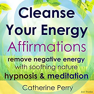 Cleanse Your Energy Affirmations cover art