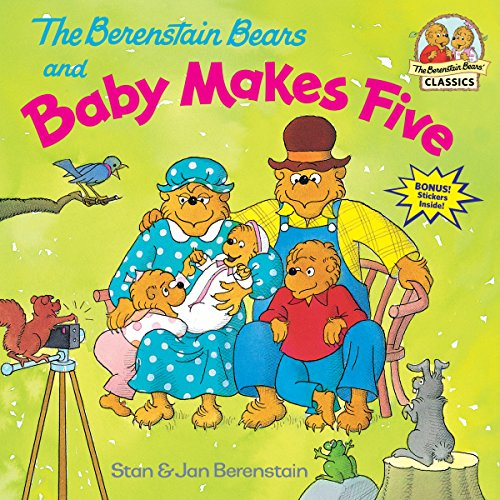 Compare Textbook Prices for The Berenstain Bears and Baby Makes Five Illustrated Edition ISBN 8601409870649 by Berenstain, Stan,Berenstain, Jan