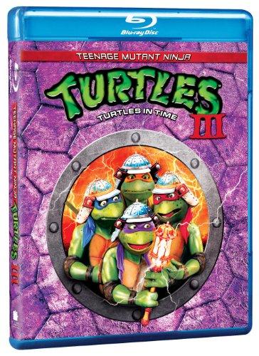Teenage Mutant Ninja Turtles 3 [Edizione: Stati Uniti] [USA] [Blu-ray]