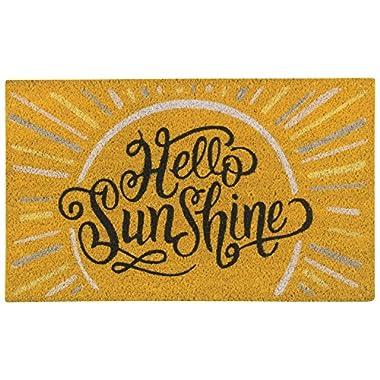 Now Designs Doormat, Hello Sunshine