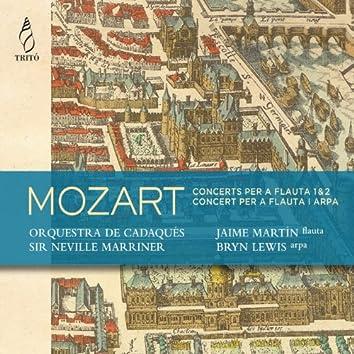 Mozart: Concerts per a Flauta K. 314, K. 299 & K. 313