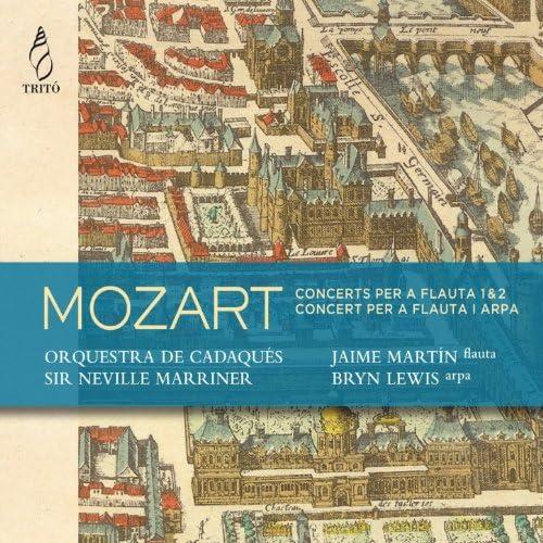 Orquestra De Cadaqués, Sir Neville Marriner, Jaime Martín & Bryn Lewis