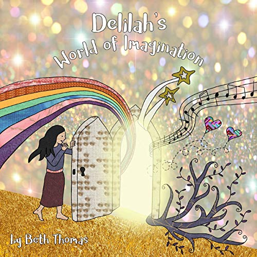 Delilah's World of Imagination audiobook cover art