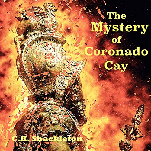 The Mystery of Coronado Cay: An Edward Prince Steampunk Adventure cover art