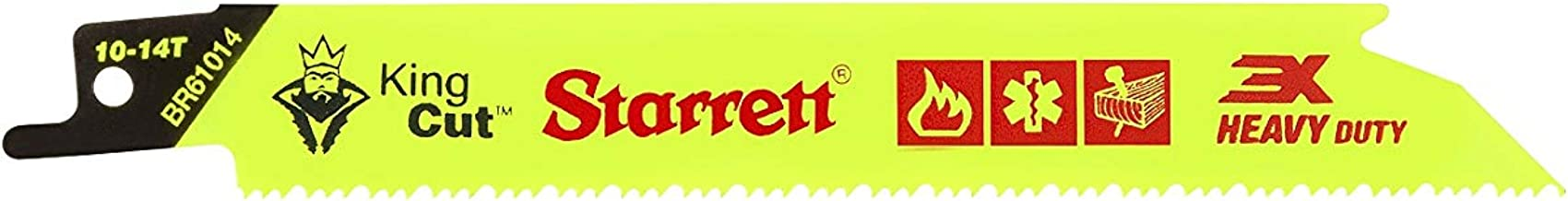 Starrett - Juego sierra king-cut 150x19 10/14 blister 5u