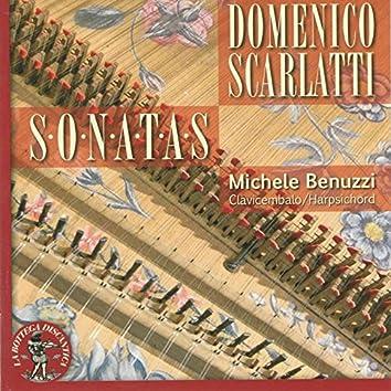 Domenico Scarlatti: Sonatas for Harpsichord