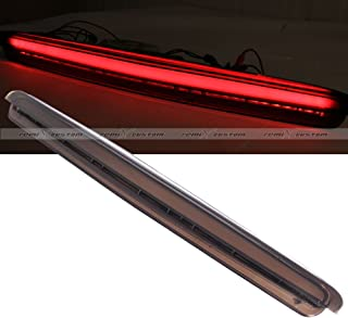 Remix Custom LED 3rd Brake Tail Lights Lamps Smoke Compatible with 2005-2010 Scion tC