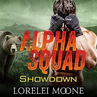 Alpha Squad: Showdown audiobook cover art