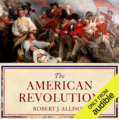 The American Revolution: A Concise History Titelbild