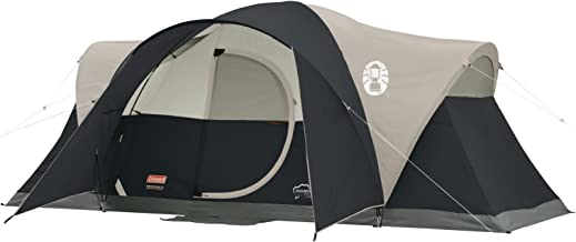 Best coleman montana 8 person tent setup Reviews