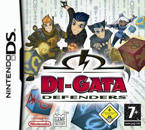 NINTENDO DS - Di-Gata Defenders [Edizione Italiana]