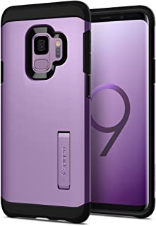 Spigen Tough Armor Designed for Samsung Galaxy S9 Case (2018) - Lilac Purple