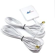 4G LTE Antenna SMA Dual Connector High Gain 28dbi for Huawei E3276s E3272 E8278 E5786 E5372 E5375 E1550