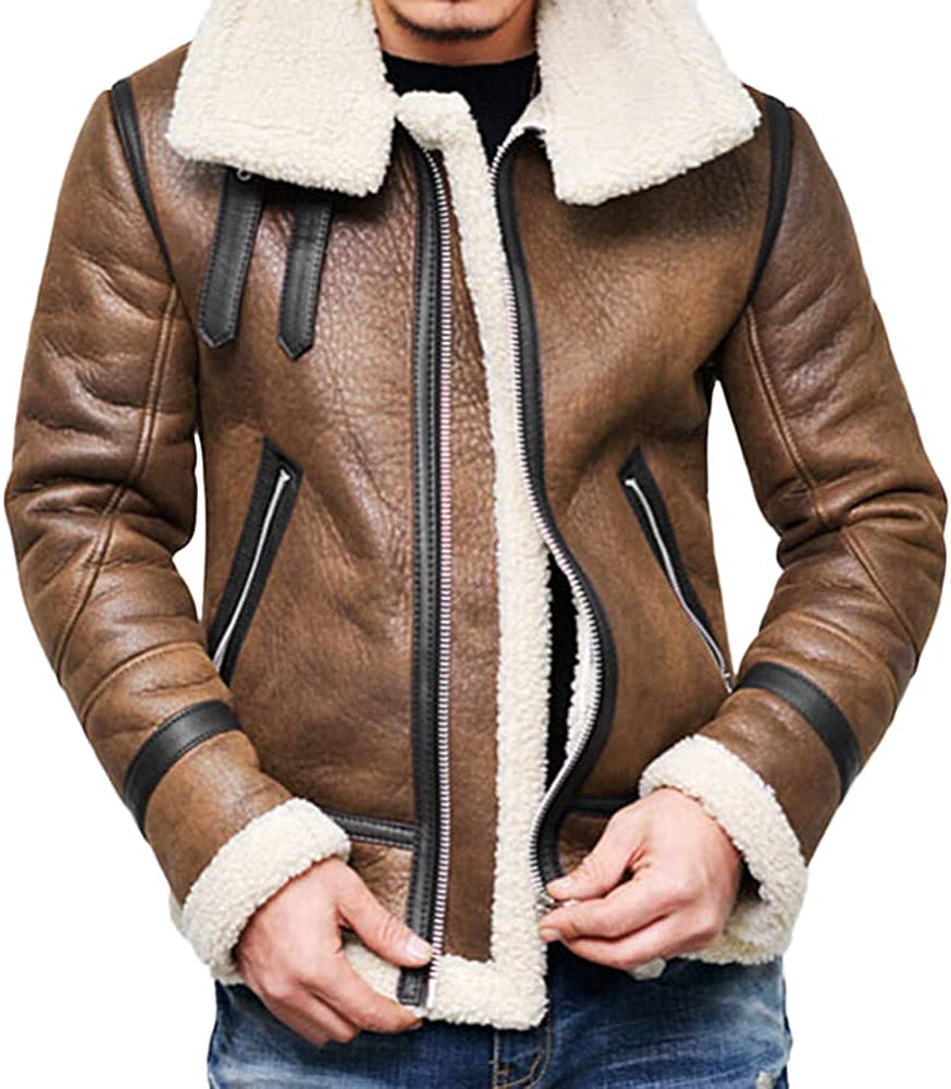 YKARITIANNA Mens 2018 overseas Cozy Purchase Jackets Autumn Color Winter Block Hi