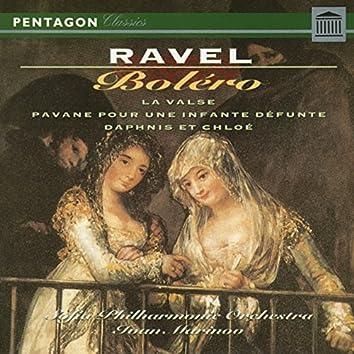 Ravel: Bolero - La Valse - Pavane pour une infante défunte - Daphnis et Chloe