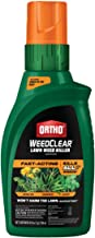 Ortho WeedClear Lawn Weed Killer Concentrate - Crabgrass Killer, Also Kills Dandelion, Clover, Foxtail & More, Weed Contro...