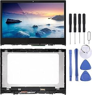 携帯電話の交換用LCDの画面 1366 x 768 for Lenovo iDeapad Flex 5-14 5-1470のためのフレームとHD LCDスクリーンとデジタイザ全体の組み立て 電話LCDディスプレイ